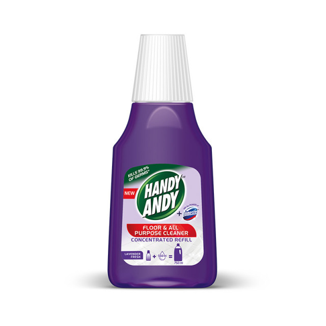 Handy Andy Floor & All-Purpose Concentrated Refill Lavender Fresh
