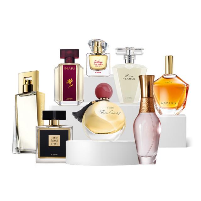 Avon Fragrances for Her