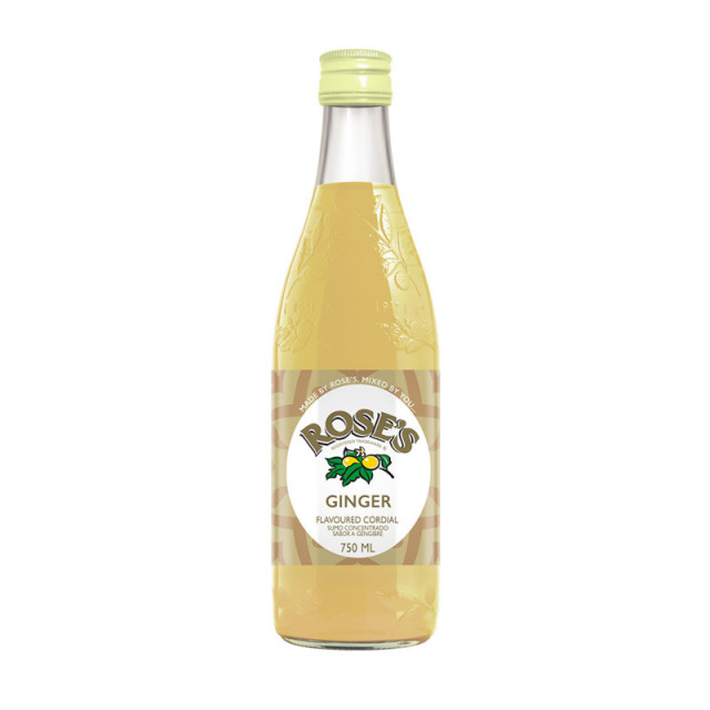 Rose's Ginger Cordial