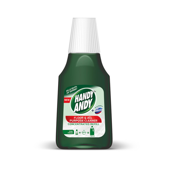 Handy Andy Floor & All-Purpose Concentrated Refill Pine Fresh