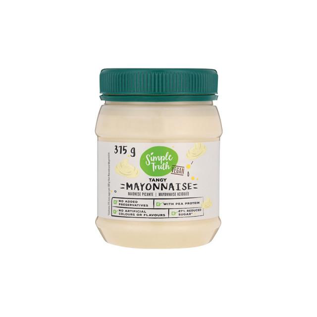 375g Simple Truth Vegan Tangy Mayonnaise