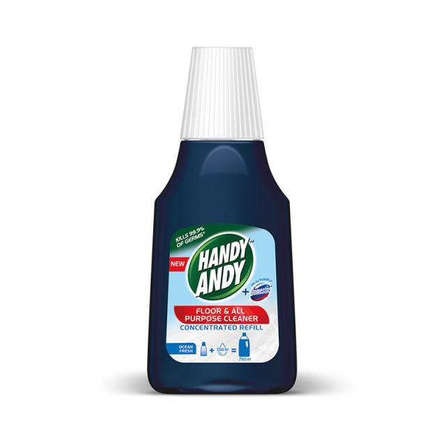 Handy Andy Floor & All-Purpose Concentrated Refill Ocean Fresh