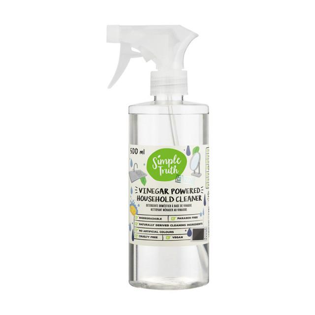 500ml Simple Truth Vinegar Powered Household Cleaner