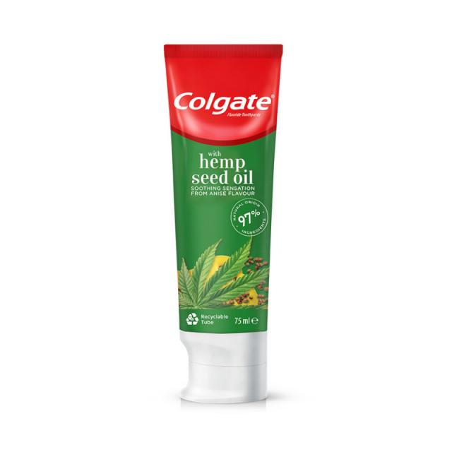 Colgate Naturals Hemp-seed Oil