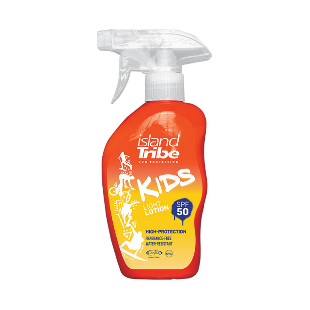 Island Tribe Kids SPF50 Light Lotion 300ml