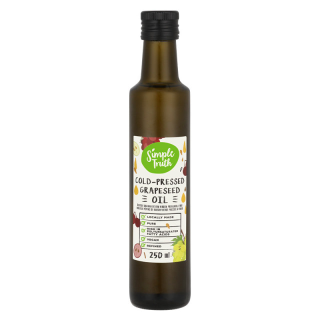 250ml Simple Truth Grapeseed Oil
