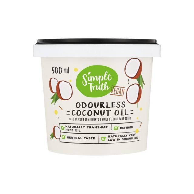 500g Simple Truth Coconut Oil