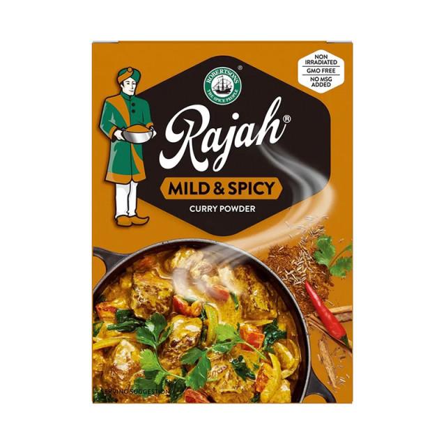 Rajah Mild & Spicy Curry Powder 100g