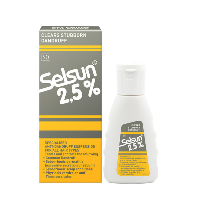 Selsun 2.5% 50ml