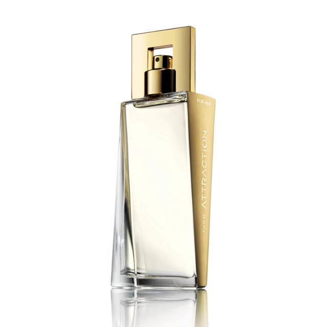 Attraction For Her eau de parfum