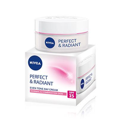 NIVEA Perfect & Radiant Even Tone Day Cream SPF15