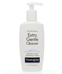 Neutrogena Extra Gentle Cleanser for Sensitive Skin