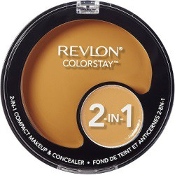 Revlon ColorStay 2-in-1 Compact Make-up and Concealer