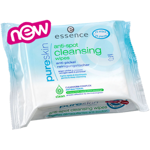 Essence Anti-Spot Cleansing Wipes
