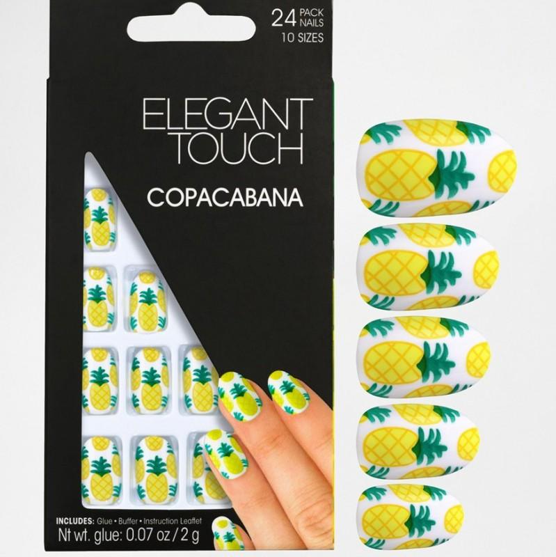 Elegant Touch Copacabana Nails