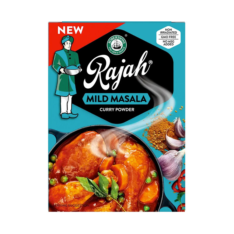 Rajah Mild Masala Curry Powder 100g