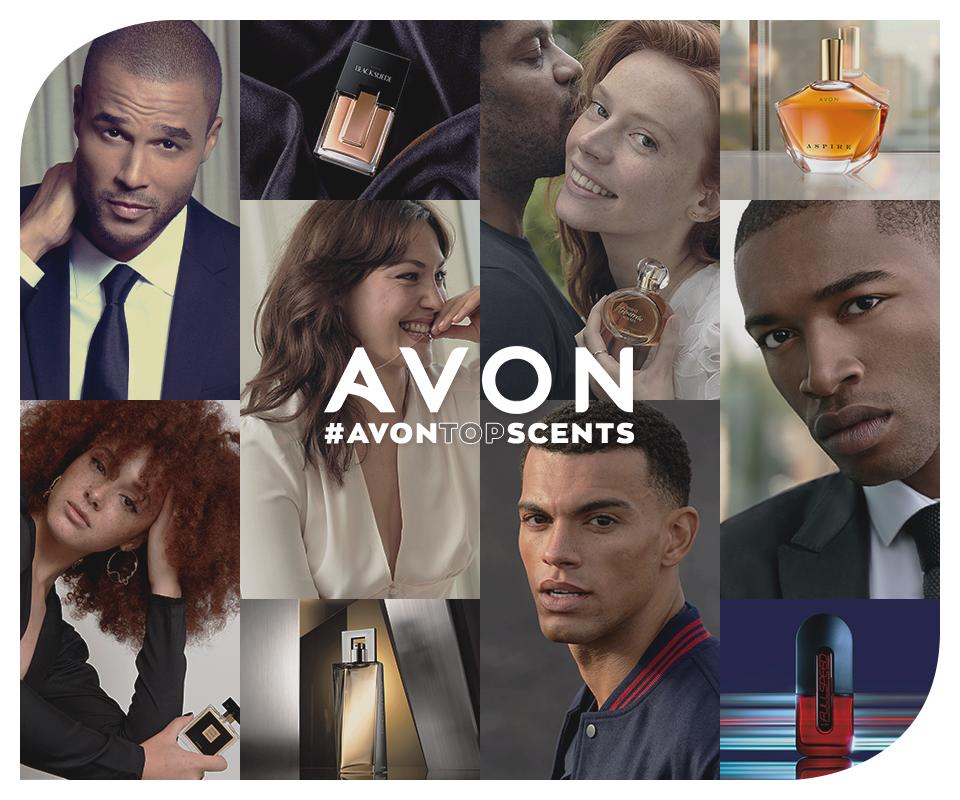 Avon Fragrances Post