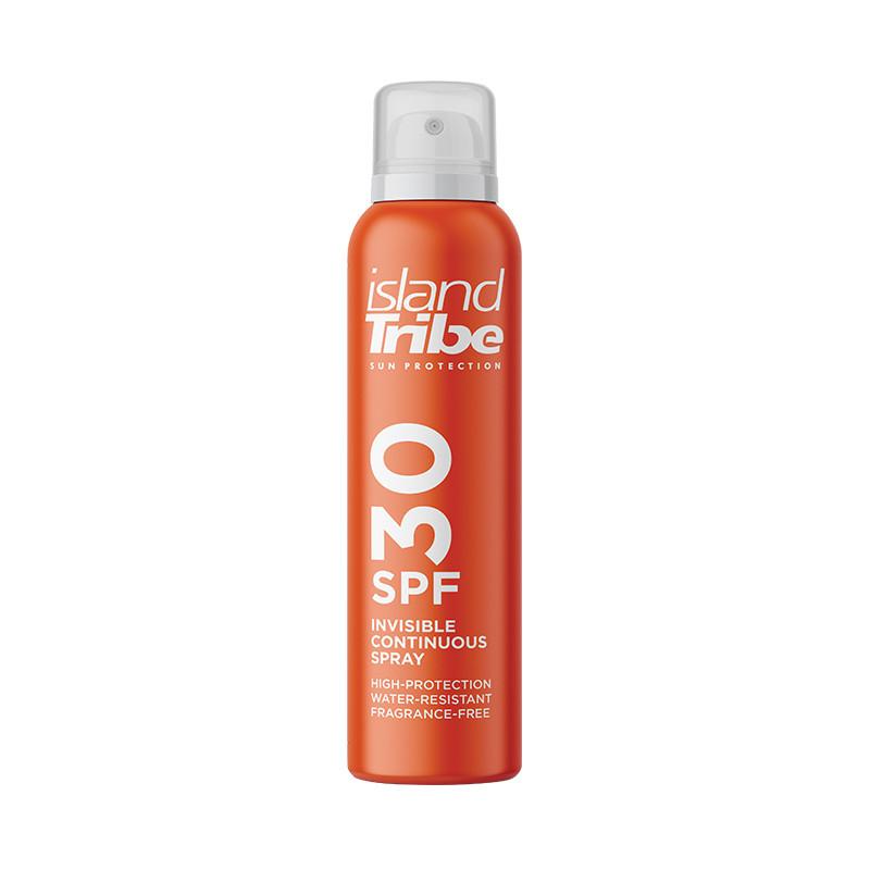 Island Tribe SPF50 Invisible Continuous Spray 125ml