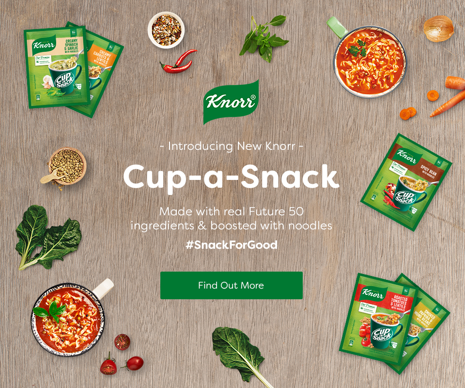 Knorr cup-a-snack post